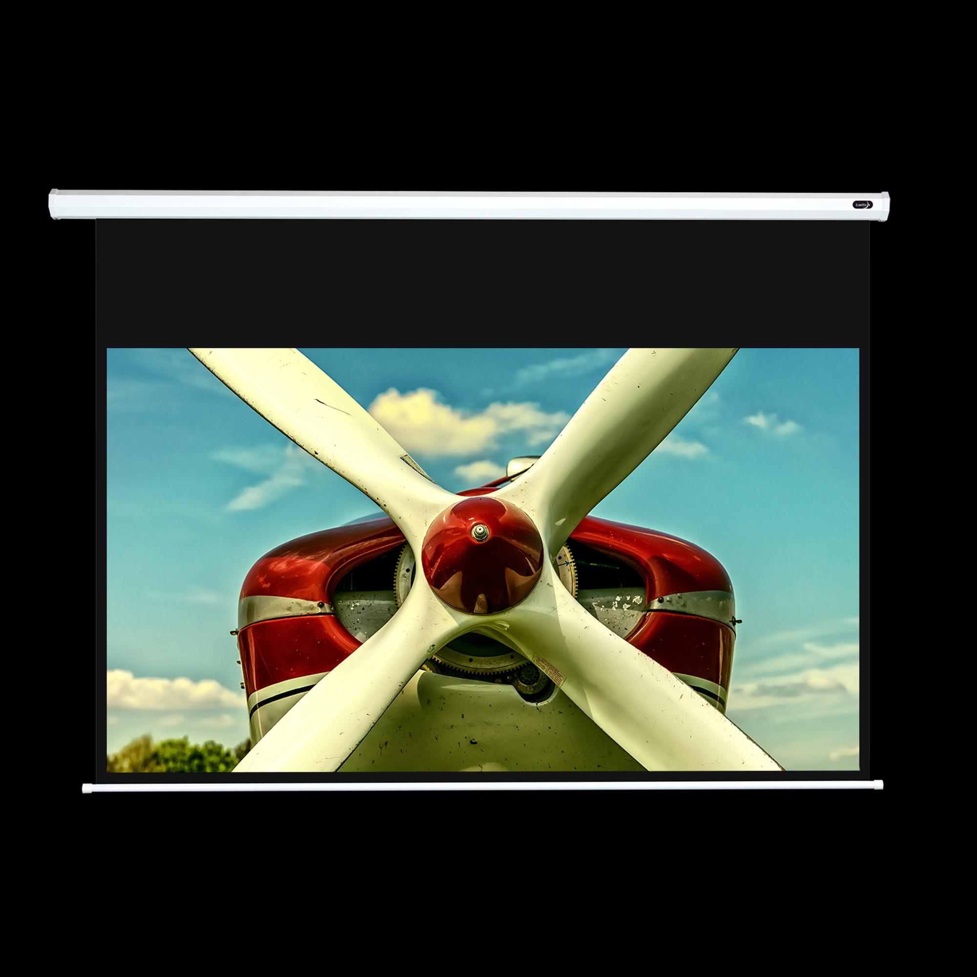 Juno Motorized Screen Elunevision