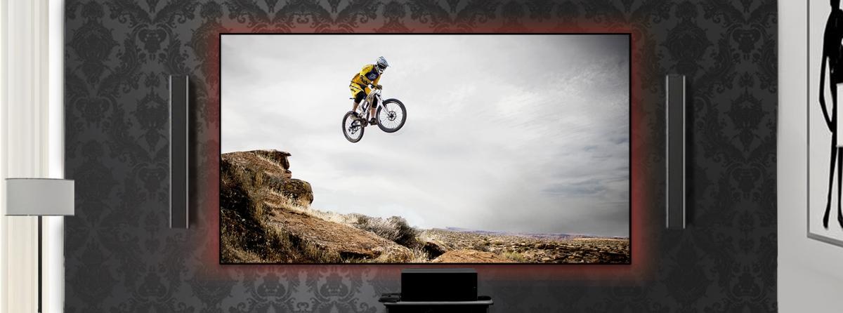 Aurora 8k – Ultra Short Throw Projection Screen